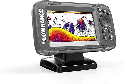 "Lowrance 000-14015-001 Hook2 GPS Localizador de Peces 4.3"" Negro"