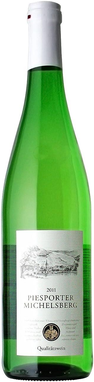 たっぷりうんうぬぼれクロスター醸造所 ピースポーター ミヒェルスベルク Q.b.A. 白 750ml -ドイツワイン-