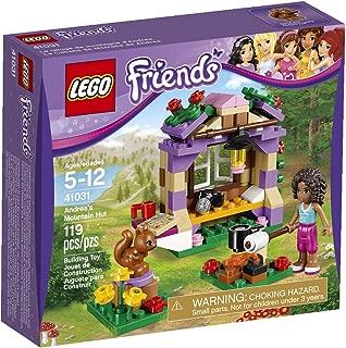 LEGO Friends Andrea's Mountain Hut 41031 Building Set
