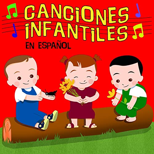 Canciones Infantiles en Español by Grupo Infantil El Mundo De Los ...