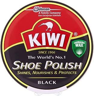 Kiwi Shoe Polish Black (100ml) キウイ靴クリーム黒( 100ミリリットル)