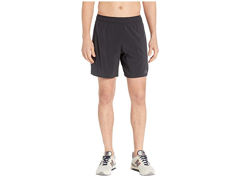 New Balance Transform 2-in-1 Shorts (Black) Men