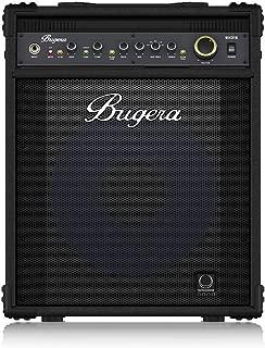BUGERA BXD15A 1000-Watt 2-Channel Bass Amplifier with 15