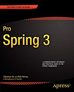 Pro Spring 3 (Expert's Voice in Spring)
