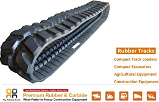 Rubber Track 450x83.5x74 KOMATSU PC75UU PC75UU-2 PC75UU-3 YANMAR VIO 80 mini ex