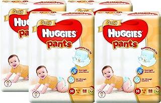 HUGGIES Gold Pants, Medium, 224 Count