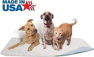 AMU Solutions 36 x 72 Dog Pee Pads Washable Chux Pads/Puppy Training Travel Pee Pads