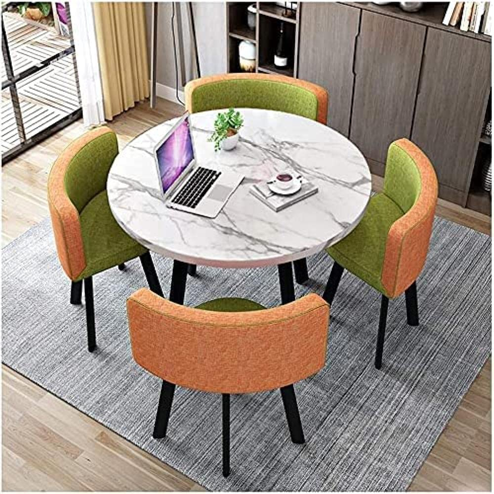 XKUN Dining quality assurance Max 57% OFF Table Set for Home an and Round Shops Various
