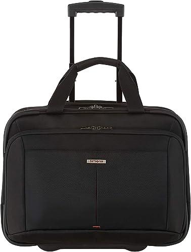 Samsonite Guardit 2.0 - 17,3 pouces Sacoche Ordinateur Portable à Roulettes, 46 cm, 26,5 L, Noir (Black)