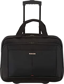 Samsonite GuardIT 2.0 - Trolley, 17.3 Pollici Cartella con 2 Ruote, 26.5 l, 46 cm, Nero (Black)