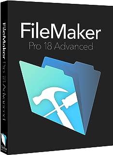 FileMaker Pro 18 Advanced Education Mac/Win V18