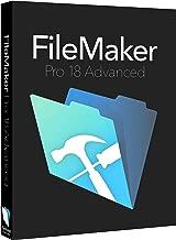 FileMaker Pro 18 Advanced Upgrade Mac/Win V18