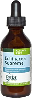Gaia Herbs - Echinacea Supreme Alcohol-Free 2 oz [Health and Beauty]