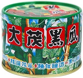 《大茂》 黒瓜(170g/缶)(きゅうり(お漬物)-ベジタリアンOK)《台湾 お土産》 [並行輸入品]