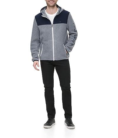 Tommy Hilfiger Hooded Legacy Fleece Jacket