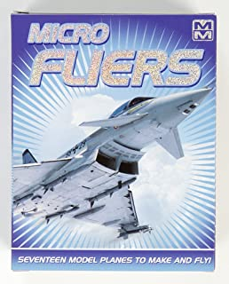 Micro Fliers: Seventeen Model Planes to Make and Fly! (Mini Maestro)