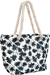 Sailman Canvas Tote Bag for Women, Shoulder Bag for Beach Travel Daily Bags
