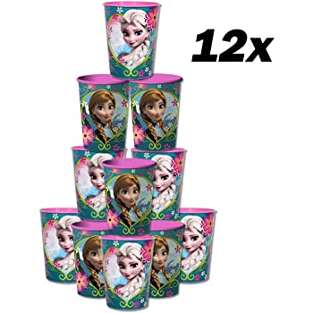 Toys 5485921 Plastic Party Cup American Greetings American Greetings Frozen Fever 16-oz