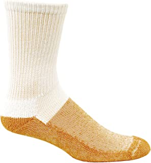 Copper Sole Men's Pro Therapy Cupron Crew Socks