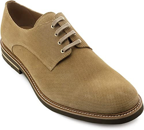 Andres Machado.6188.Chaussures Style Oxford Oxford Oxford Cuir .pour Hommes.Grandes Pointures du 47 au 50.Made in Spain  ea7