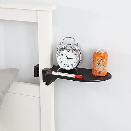 Bed Post Shelf - Black