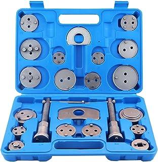 Toolrock Brake Caliper Rewind Tool Kit - 23pcs Car Tools Set Universal Use for Disc Piston Wind Back