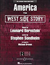 America (from west Side Story) Full Score