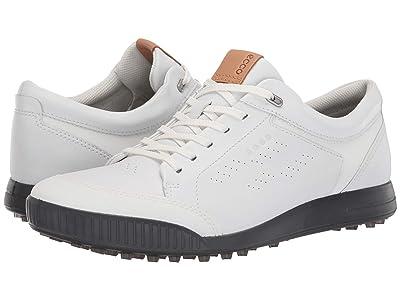 ECCO Golf Street Retro LX (Bright White) Men