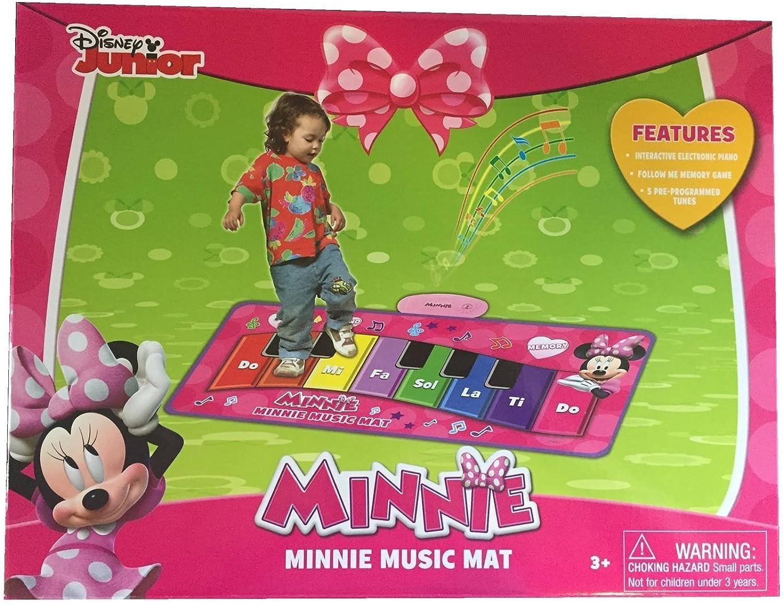 Moose Mountain Disney Minnie'S Music Mat Electronic Piano