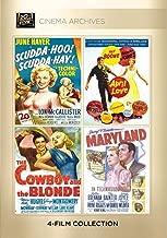 Scudda-Hoo! Scudda-Hay!; April Love; The Cowboy And The Blonde; Maryland