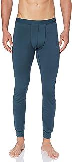 ODLO Men's Suw Bottom Pant Natural 100% Merino Warm Top