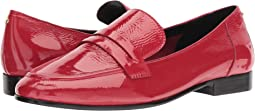 Maraschino Red Crinkle Patent