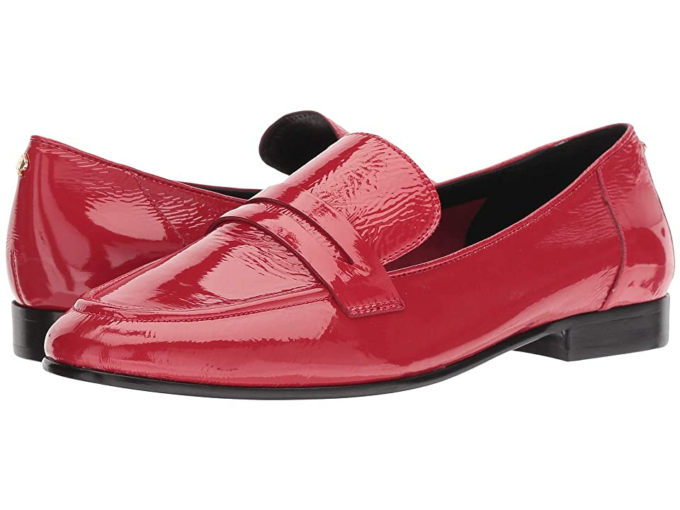 Kate Spade New York Genevieve (Maraschino Red Crinkle Patent) Women