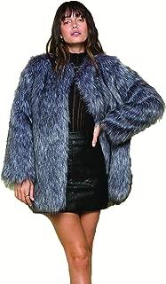 Best faux fur sleeve moto jacket Reviews