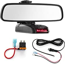 $41 » Radar Mount Mirror Mount + Direct Wire Power Cord + ATO Fuse Tap for Beltronics STI RX65 (3001301B)