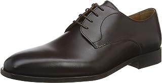 BOSS Hommes Lisbon Derb Chaussures Derby en Cuir Poli