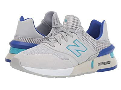 New Balance Classics MS997Jv1 (Light Aluminum/Bayside) Men