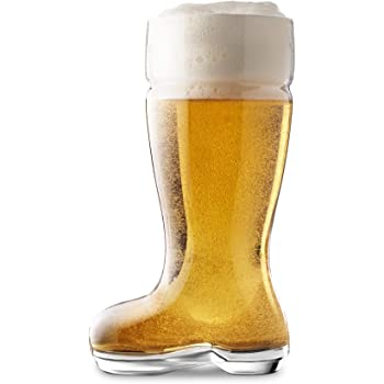 Amazon Com Final Touch 1 Liter Das Boot Beer Glass Beer Glasses He was once charged with possession of marijuana and driving while license suspended. final touch 1 liter das boot beer glass