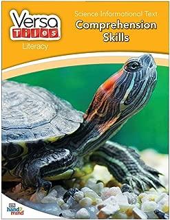 ETA hand2mind VersaTiles Literacy Workbooks - Grade 2 - Science Informational Text: Comprehension Skills