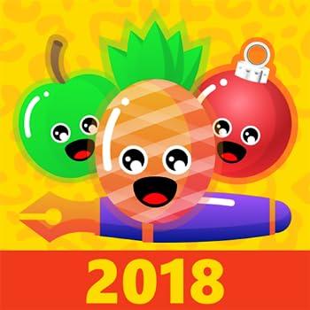 PEN Throwing XMAS Arcade - Pierce Pineapple Apple And Christmas Tree Toy  Addicting Time Killer