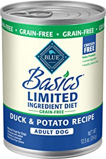 Blue Basics Limited Ingredient 12 5 Oz