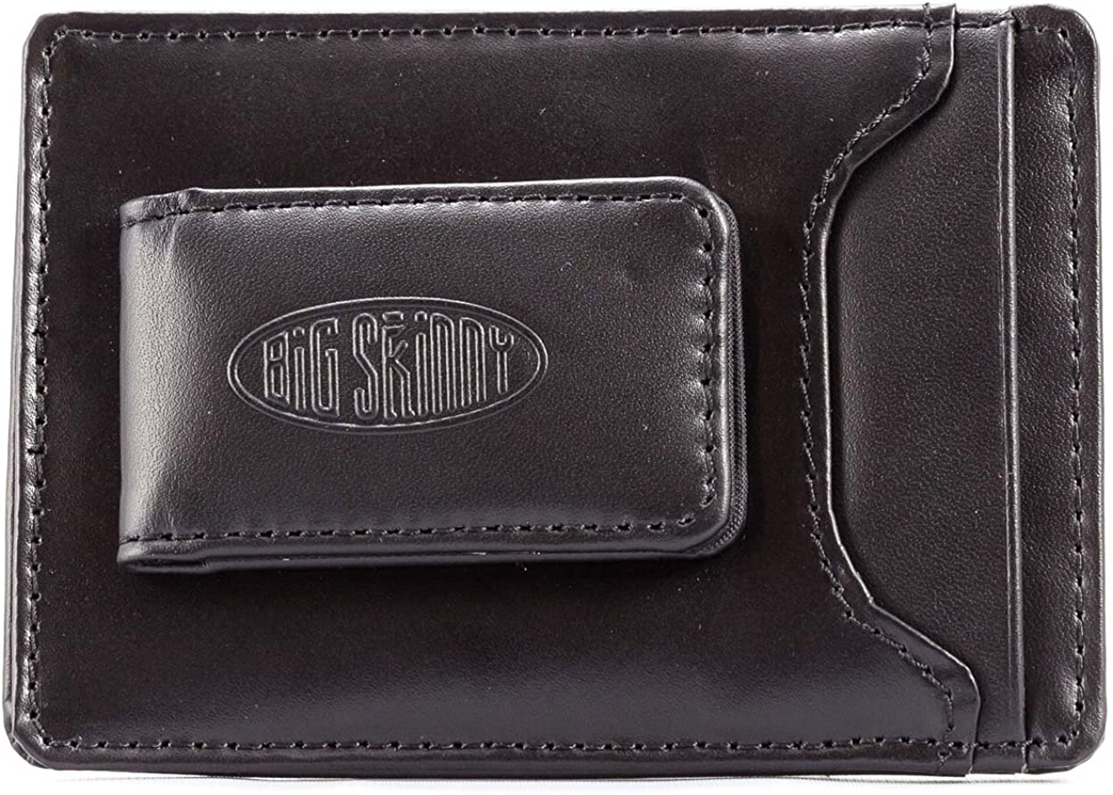 cheap Big Skinny Men's Leather Magnetic Money Holds Wallet Ranking TOP8 Slim Clip