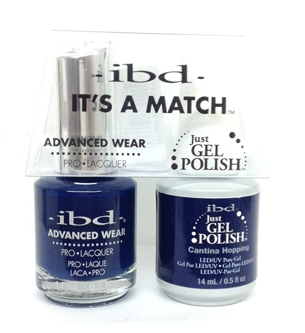 彼のまっすぐ店主ibd - It's A Match -Duo Pack- Love Lola Collection - Cantina Hopping - 14 mL / 0.5 oz Each