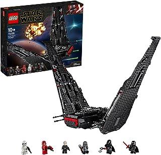 LEGO Star Wars: The Rise of Skywalker Kylo Ren's Shuttle 75256 Star Wars Shuttle Action Figure Building Kit (1,005 Pieces)