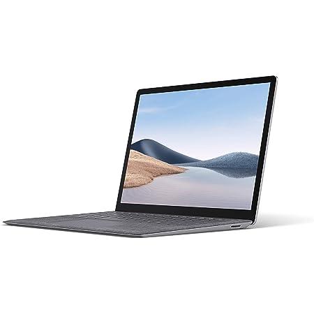 "Microsoft Surface Laptop 4 - Ordenador portátil de 13.5"" táctil (Ryzen 5-4680U, 8GB RAM, 256GB SSD, AMD Radeon™ Graphics, Windows 10 Home) Plata - Teclado QWERTY Español"