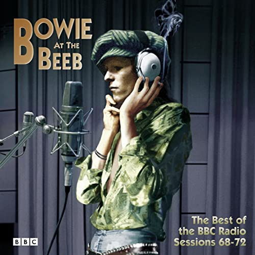 Bowie At The Beeb: The Best Of The BBC Radio Sessions '68-'72 (4LP 180 Gram Vinyl)(Limited Edition Box Set)