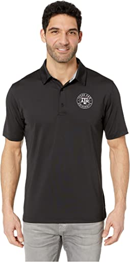 Texas A&M Aggies Solid Polo
