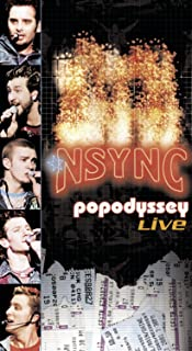 nsync live performances