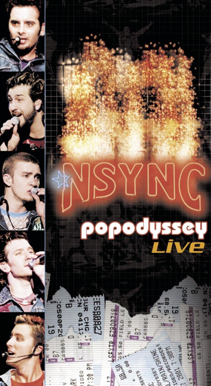 Max 40% OFF 'N Sync - PopOdyssey Live Award