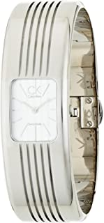 Calvin Klein Fractal Women's Quartz Watch K8122120